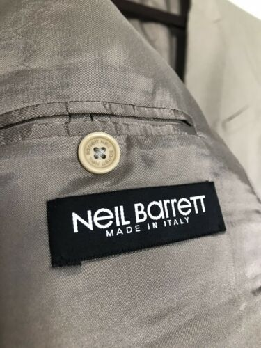 Chaqueta Para Mujer Elegante Moda Neil Barrett/Tamaño Chaqueta 46/UK 14 RRP £ 450