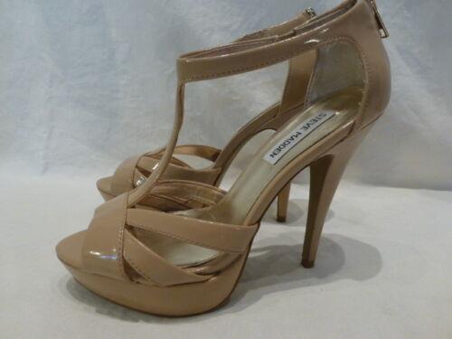 Chaussures en pour m à Steve bride et 110 verni en Madden femmes plateforme cuir 5 Escarpins à T 7 4CqFI7nCAw