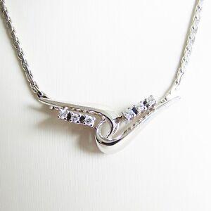Collier-Gold-585er-Brillanten-Halskette-14-kt-Goldschmuck-Diamanten