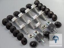 Unterfahrschutz Einbausatz Clips Set für Ford Galaxy Seat Alhambra VW Sharan T4