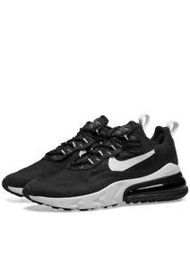 Nike Air Max 270 React Size 8 Uk. Black