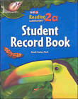Reading Lab 2A - Student Record Book  - Levels 2.0 - 7.0 by Don H. Parker (Multiple copy pack, 2004)