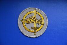 Insigne militaire patch armée écusson Fusilier Commando de l'Armée de l'Air
