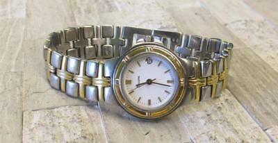 Bulova Stainless Steel Women's Wristwatch W/ Date Window ~ 8-h7577 Skilful Manufacture Watches, Parts & Accessories Jewelry & Watches