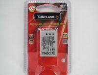Sanyo Db-l90 Replacement Battery Li-ion 3.7v 1200mah By Digital Sunflash