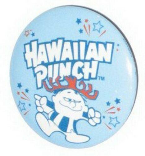 Hawaiian Punch Soda Button