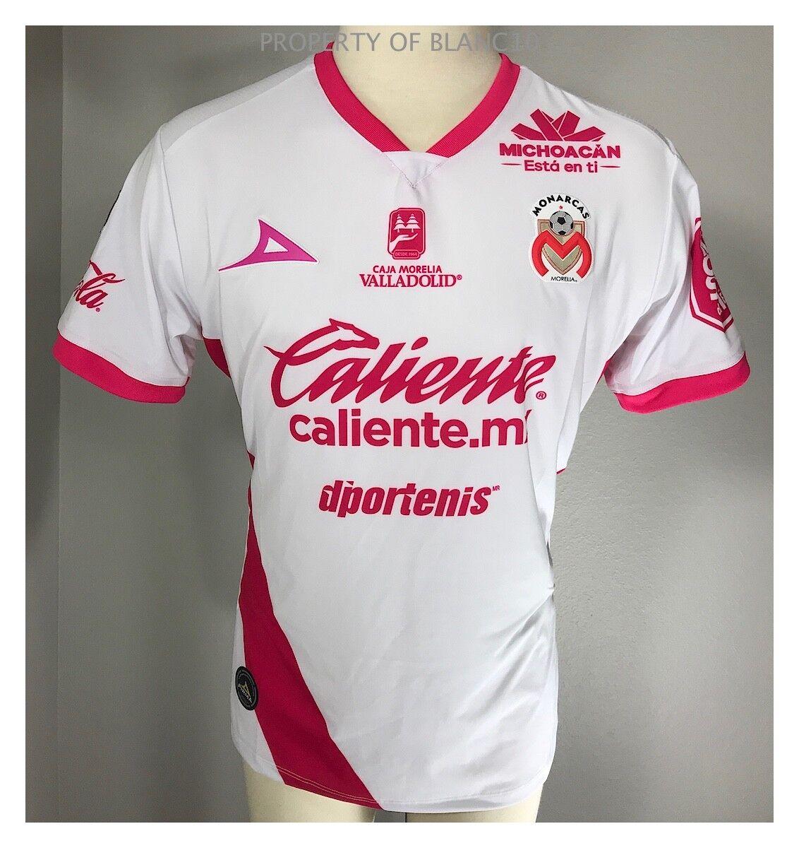 Pirma Club Atlético Monarcas Morelia 2018 Cancer Awareness Jersey
