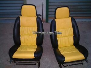 seat cover holden calais ss vb vc vh vk vl sl sle turbo ebay. Black Bedroom Furniture Sets. Home Design Ideas