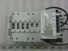 GE General Electric Cr460b 120v Coil Lighting Contactor W Cr460xmn on