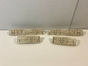 Vintage Star Wars Millennium Falcon Kenner 1979 Parts 4 Side Covers Walls