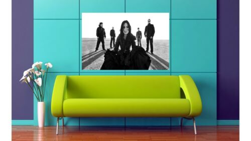 """WE ARE THE FALLEN LARGE 35/""""x25/""""MOSAIC WALL POSTER OR ONE A4 PRINT Carly Smithson"""