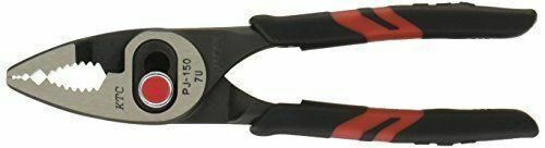 KTC combination pliers PJ150 with soft grip 150mm Made in Japan