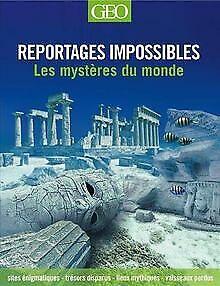 Reportages impossibles - Les mystères du monde de Smi...   Livre   état très bon