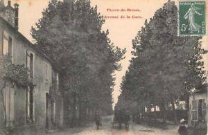 Pierre-De-Bresse-Avenue-Station