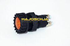 Kontrolllampe orange  Kontrollleuchte Anzeigenleuchte Lampe 12 V Traktor Trecker