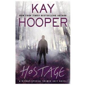 Hostage-A-Bishop-SCU-Novel-Hooper-Kay-Good-Condition-Book