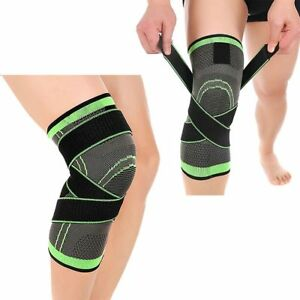 3D-weaving-pressurization-knee-brace-hiking-cycling-knee-Support-Protector-A3H7