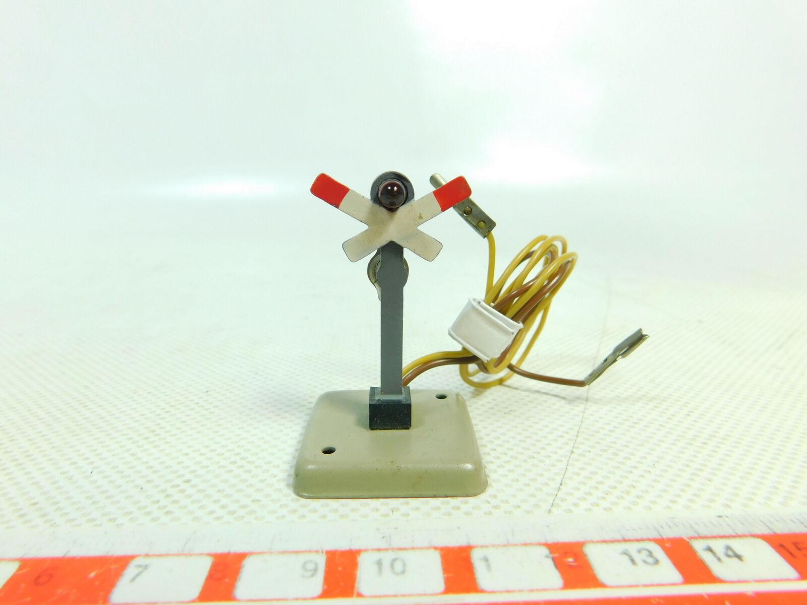 BT996-0,5  Märklin H0 00   Ac 7050 (450) St.Andrew's cross   Warning Tested,Very