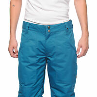 - Aperture Men's Boomer Blue 10k Snowboarding 5-pocket Pants - X-large
