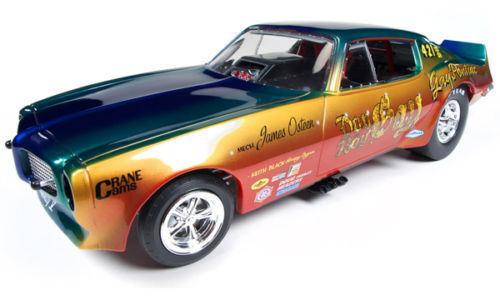 1 18 Autoworld   Ertl 1970 Pontiac Firebird Don Gay Funny Car