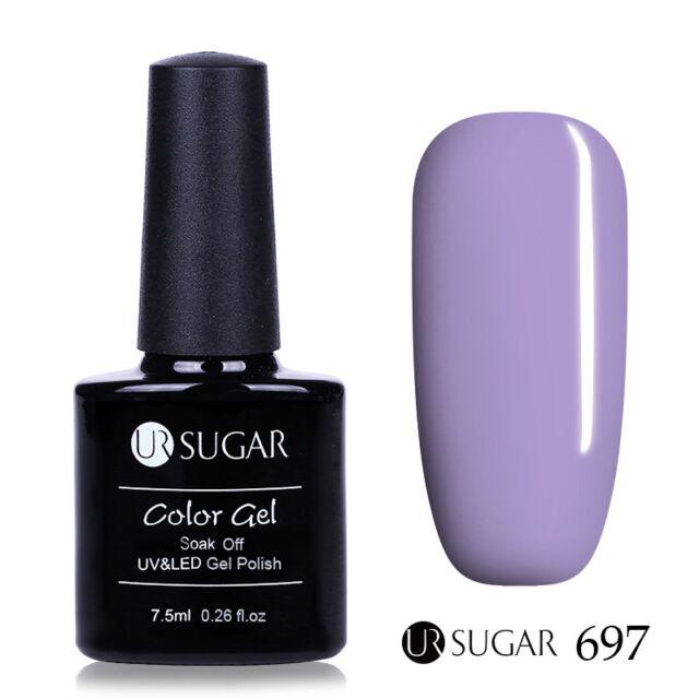 UR SUGAR 7.5ml Glitter Nail Gel Polish Shiny Diamond Gel