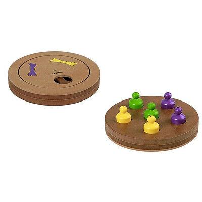 Denkspielzeug Lernspielzeug Intelligenzspielzeug für Hunde Katzenspielzeug