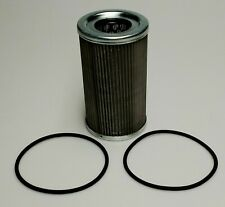Waste Oil Heater Parts Lenz 100 Micron Replacement Element With 2 O Rings