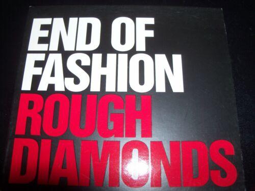 1 of 1 - End Of Fashion Rough Diamonds Australian Digipak CD Single