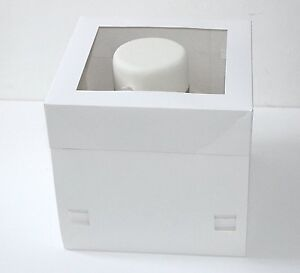 Image Is Loading Round 3 Tiered Wedding Cake Box Kit 12