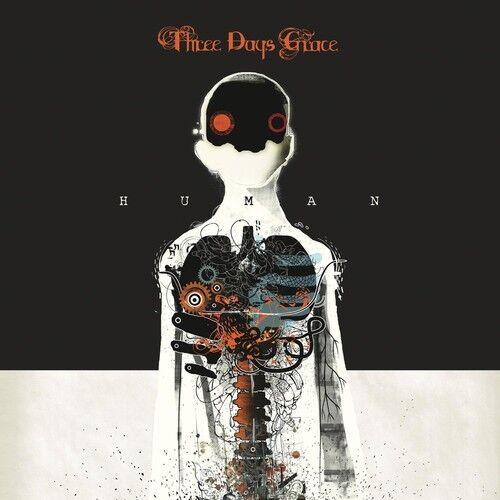 Three Days Grace - Human [New Vinyl] Digital Download