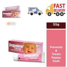 Drapolene Antiseptic Nappy Rash Cream 350g x 3 Packs