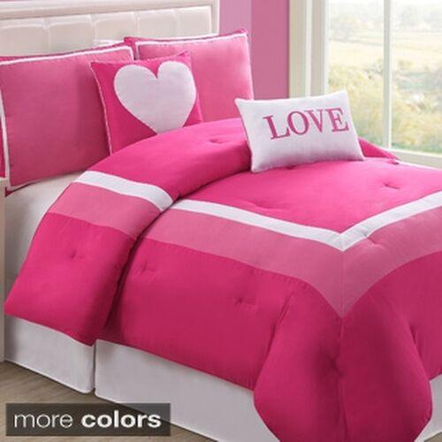 VCNY Hotel Juvi 4-piece Comforter Set