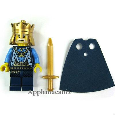 NEW LEGO 70404 King/'s Castle Blue Lion Kingdoms Red Dragon Soldier Minifigure #1