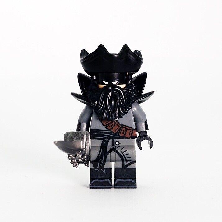 Nuevo mi Ladrillo Tienda a Medida Pirata Batman Lego Minifigura