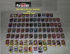 Extender for Kamen Rider DX Blade Garren Henshin Belt Buckle free 84 cards