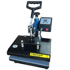 Digital Swing Away Heat Press Transfer T Shirt Sublimation Machine 9 X 12 Ref