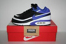 NIKE AIR MAX BW Premium Nero Persiano VIOLET UK5.5 / US6 / EU38.5 NUOVO CON SCATOLA 819523-051