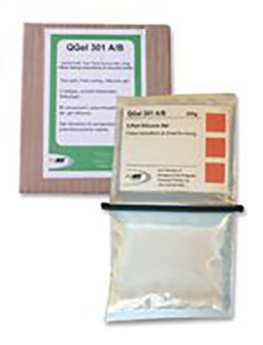 TWIN PK Packet not Tub QSIL 216 250G ACC SILICONES CLR SILICONE ENCAPS