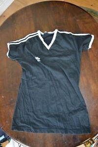 Originals Taille 17 Rond Manches shirt Pour Noir D'occasion 2 Femmes Tee À 1 Courtes Col Adidas S 54Rjq3AL