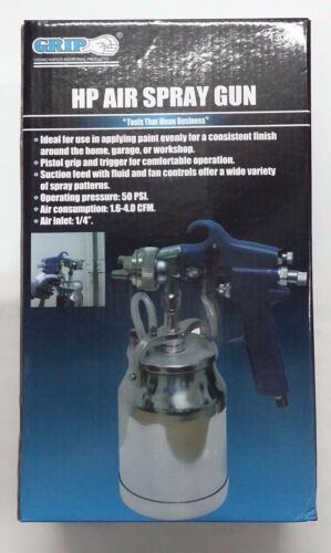 GRIP High pressure air spray gun