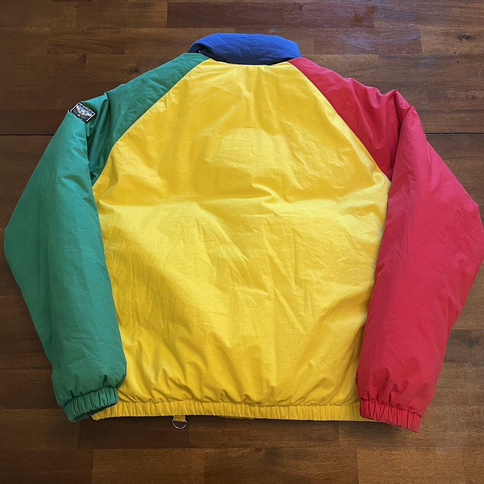 VTG Ralph Lauren Polo Uni Jacket Unicrest Down Pu… - image 2