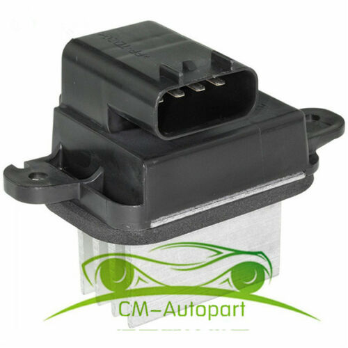 New 27151-ZM70A HVAC Blower Motor Resistor For Nissan Armada Infiniti QX56