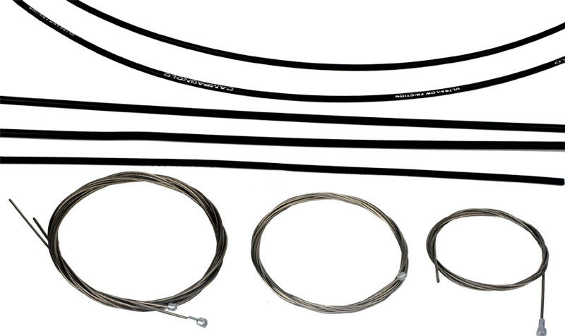 Campagnolo CGER600 Cable Set Cpy Gearbrake Cger600 10or11sp Ultra