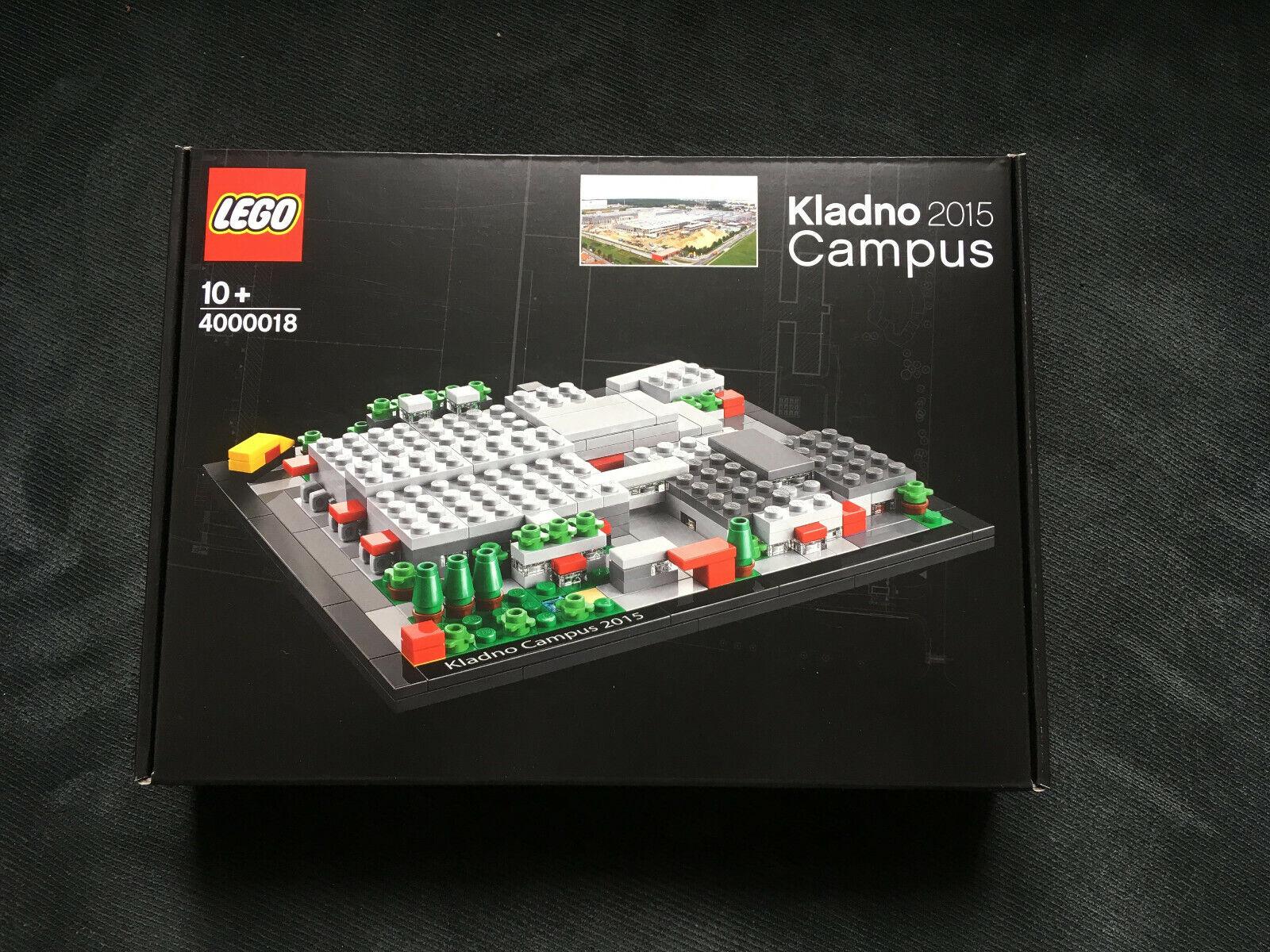 LEGO 4000018 Kladno Campus 2015 Exclusive RARE