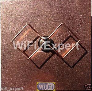 WiFi-Antenna-Biquad-MACH-3-Wireless-Booster-Long-Range-GET-FREE-INTERNET-USA