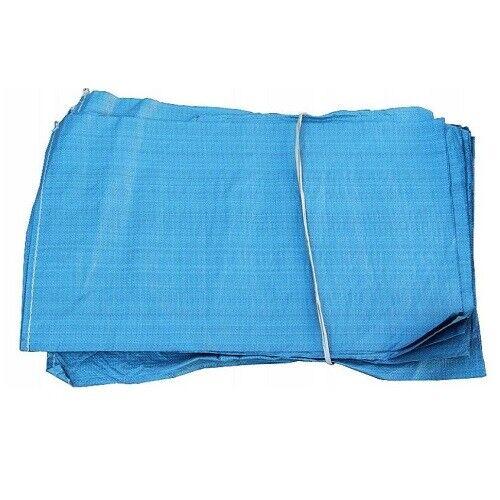 PP Gewebesäcke Getreidesack Laubsack Sack Beutel Größe Farbe wählbar Sandsäcke