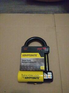 Kryptonite-New-York-Fahgettaboudit-Mini-Bike-lock-Motorcycle-with-3-keys