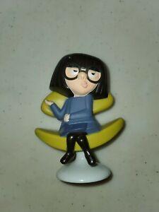 Disney Pixar Incredibles 2 Edna Bobble Toy - McDonalds Happy Meal