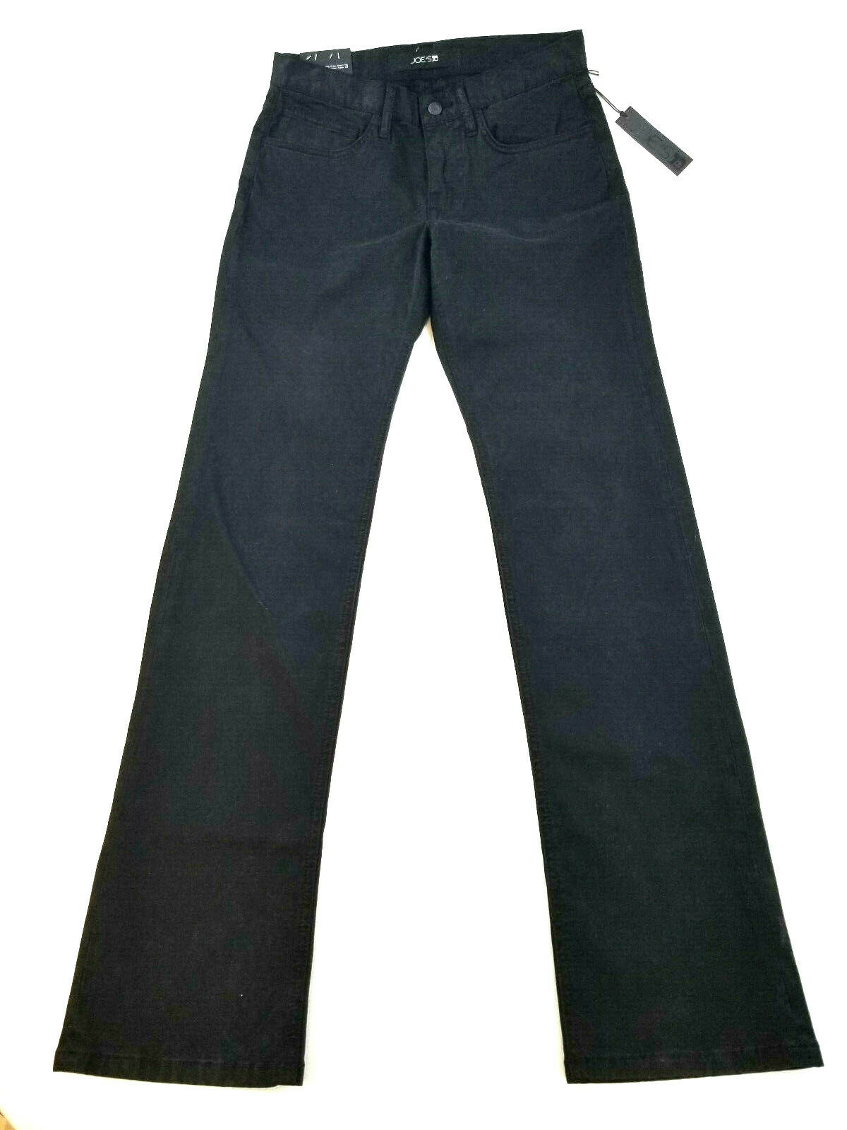 Nuovo JOE'S Uomo Jeans Brixton Dritto + Stretto Nero 29 29 29 Design in La ba423d