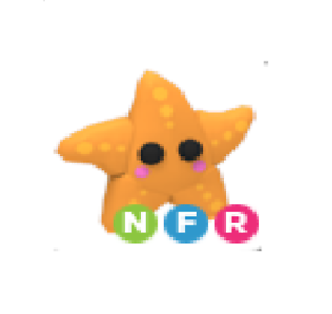 Roblox Adopt Me Neon Starfish Fly Ride Legendary Fast Delivery Fr R Nfr Rnf Ebay